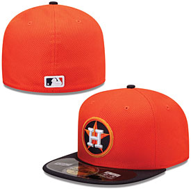 Houston Astros Authentic Collection Diamond Era 59FIFTY Game Cap