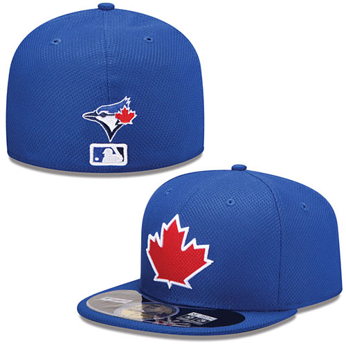 separation shoes 739ae 787c1 Toronto Blue Jays Authentic Game Diamond Era 59FIFTY Cap