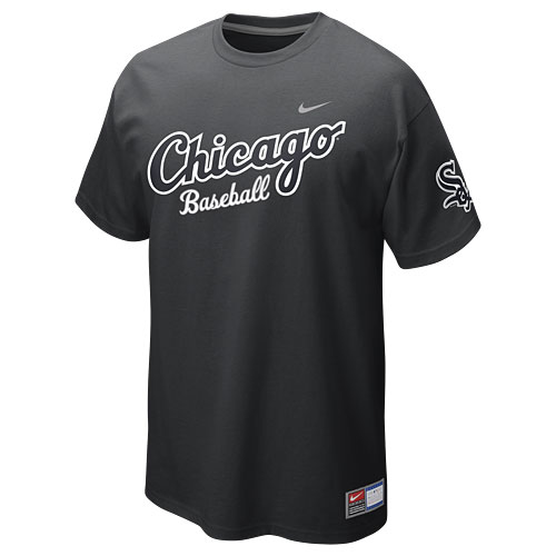 finest selection 09a6e fc849 Chicago White Sox Away Practice T-Shirt