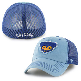 Chicago Cubs Cooperstown Taylor Flex Fit Cap