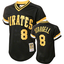 Pittsburgh Pirates Willie Stargell 1982 Batting Practice Jersey