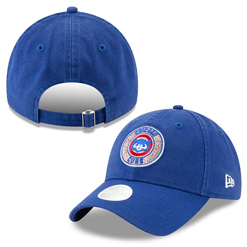 Chicago Cubs Ladies 1984 Patched Sparkle 920 Adj