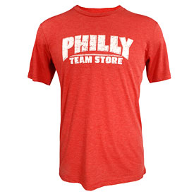 Philly Team Store Red T-Shirt