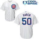 Chicago Cubs Dan Haren Youth Home Cool Base Replica Jersey