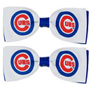 Chicago Cubs Two Pack of Bows