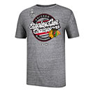 Chicago Blackhawks 2013 Stanley Cup Champions Retro Tri-Blend T-Shirt