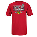 Chicago Blackhawks 2013 Stanley Cup Champions Youth Champion Stripes T-Shirt