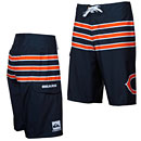 Chicago Bears 2-Way Stretch Boardshorts