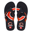 Chicago Bears Logo Sandals