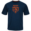 Chicago Bears Skill In Motion Synthetic T-Shirt