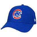 Chicago Cubs Youth Walking Bear 940 Adjustable Cap