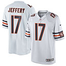 Chicago Bears Alshon Jeffery White Limited Jersey
