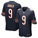 Chicago Bears Robbie Gould Game Team Color Jersey