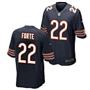 Chicago Bears Matt Forte Youth Game Jersey