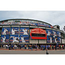 Wrigley Field Front Post Card