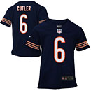 Chicago Bears Jay Cutler Toddler Game Jersey