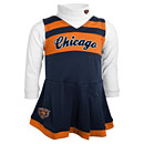 Chicago Bears Preschool Girls Cheer Jumper