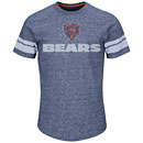 Chicago Bears Past the Limit Marled T-Shirt