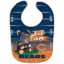 Chicago Bears Lil Fan Baby Bib