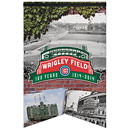 Chicago Cubs Wrigley Field 100 Year Anniversary Banner Flag