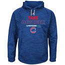 Chicago Cubs 2015 Postseason Youth Take October Hooded Sweatshirt