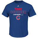 Chicago Cubs 2015 Postseason Preschool Take October T-Shirt