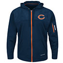 Chicago Bears Ready for Action Full-Zip Hooded Sweatshirt
