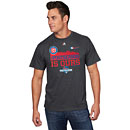 Chicago Cubs 2015 Postseason Locker Room T-Shirt