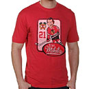 Chicago Blackhawks Stan Mikita Alumni Hyperbole Vintage Player T-Shirt