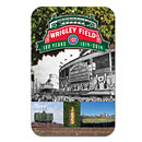 Chicago Cubs Wrigley Field 100 Year Anniversary Plastic Sign
