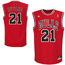 Chicago Bulls Jimmy Butler Youth Replica Performance Jersey
