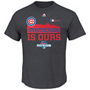 Chicago Cubs 2015 Postseason Youth Locker Room T-Shirt