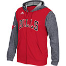 Chicago Bulls Pre-Game Full Zip Hooded Sweatshirt