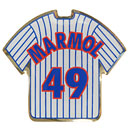 Chicago Cubs Carlos Marmol Jersey Lapel Pin