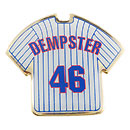 Chicago Cubs Ryan Dempster Lapel Pin