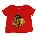 Chicago Blackhawks Toddler Logo T-Shirt
