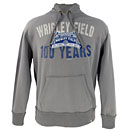 Chicago Cubs 100 Year Anniversary Striker Hooded Sweatshirt