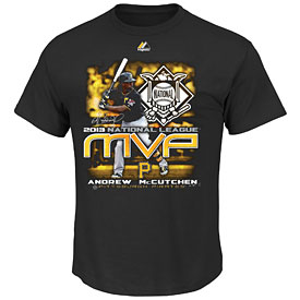 Pittsburgh Pirates Youth Andrew McCutchen 2013 MVP T-Shirt