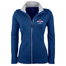 Chicago Cubs Ladies 2015 Postseason Leader Full-Zip Jacket