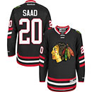 Chicago Blackhawks Brandon Saad 2014 Stadium Series Premier Jersey w/ Authentic Lettering