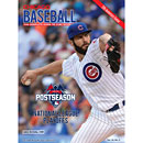 Chicago Cubs 2015 Postseason Program