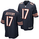 Chicago Bears Alshon Jeffery Game Team Color Jersey