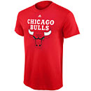 Chicago Bulls Huge Preferred Logo T-Shirt