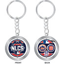 Chicago Cubs 2015 NLCS Dueling Spinner Key Chain
