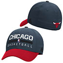 Chicago Bulls Practice Flex Fit Cap