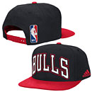 Chicago Bulls On Court Snapback Adjustable Cap