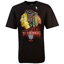 Chicago Blackhawks 2014 Stadium Series City Lights T-Shirt