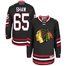 Chicago Blackhawks Andrew Shaw 2014 Stadium Series Premier Jersey w/ Authentic Lettering