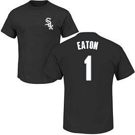 Chicago White Sox Adam Eaton Name and Number T-Shirt