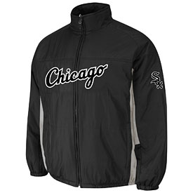 Chicago White Sox Authentic Double Climate On-Field Jacket